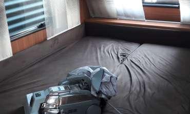 Caravan matras